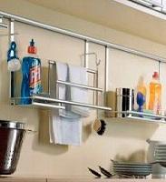 на кухне рейлинг фото
